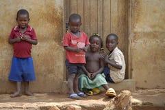 Unidentified children, Uganda Africa Stock Photos