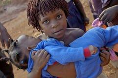 Unidentified children, Uganda Africa Stock Images