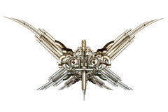 unidentified flygobjekt Royaltyfri Fotografi