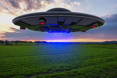 Free Unidentified Flying Object Royalty Free Stock Photo - 93820255