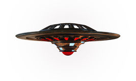 Unidentified flying object Royalty Free Stock Photo