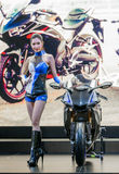 Unidentified Model with Yamaha R1m Stock Images