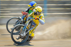 Unidentified rider Royalty Free Stock Photography