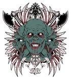 Dorstige zombieën Royalty-vrije Stock Foto's