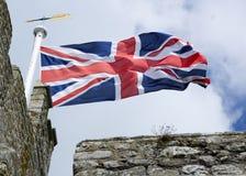 Unie vlag 2 Royalty-vrije Stock Afbeeldingen
