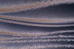 Uniek de lijnen van het kleurenbeeld patroon gebogen voorwerp als achtergrond vector illustratie