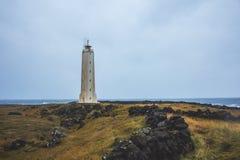 Uniek en mooi land van IJsland Stock Foto's