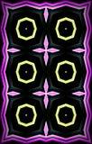 uniek patroon Textuur van karton het schilderen stock illustratie