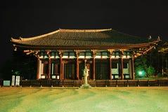 Unieke, Japanse tempelarchitectuur royalty-vrije stock afbeeldingen
