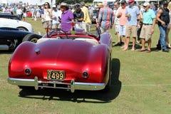Unieke klassieke Amerikaanse sportscar Royalty-vrije Stock Afbeeldingen