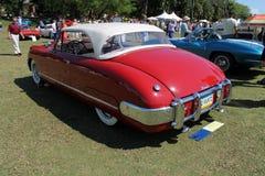 Unieke klassieke Amerikaanse sportscar Royalty-vrije Stock Afbeelding