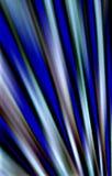 Unieke kleurrijke geweven achtergrond De vlekken en de stroken divergeren van de lagere hoek aan de randen stock illustratie