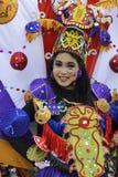 Unieke kostuums met het thema van seraong Royalty-vrije Stock Afbeelding