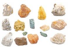 Unieke rotsen stock afbeeldingen