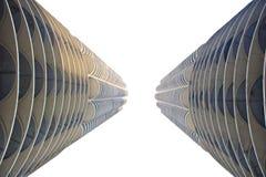 Unieke Wolkenkrabber in Chicago Royalty-vrije Stock Afbeelding