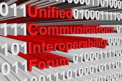 Unified Communications Interoperability Forum Royalty Free Stock Images
