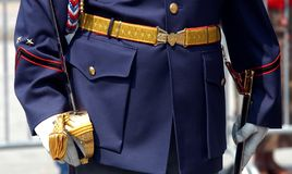 Uniform Royalty Free Stock Photos