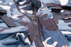 Uniform des Soldaten Lizenzfreies Stockbild