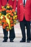 Uniform des Vietnam-Veterans Lizenzfreies Stockbild