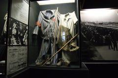 Uniform holocaust Royalty Free Stock Image