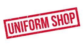 Uniform Shop rubber stamp Royalty Free Stock Photos