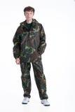uniforme d'homme Photographie stock libre de droits