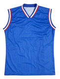 Uniforme de basket-ball photo libre de droits