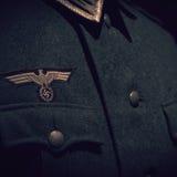 Uniforme de vestido do serviço de Gebirgsjager foto de stock royalty free