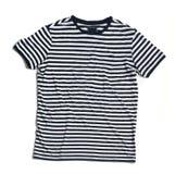Uniforme del árbitro - camiseta Imagenes de archivo