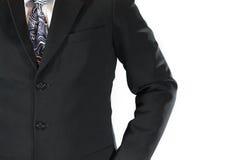 Uniforme del hombre de negocios Imagen de archivo