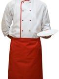 Uniforme do cozinheiro Fotos de Stock