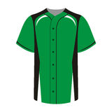 Uniforme isolado do esporte Foto de Stock Royalty Free