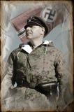 uniforme militaire allemand ww2 de personne Photo libre de droits