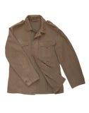 uniforme militar  Fotografia de Stock