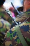 Uniforme suisse d'armée images libres de droits