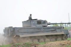 Uniforme y munición alemanes de ww2 Foto de archivo