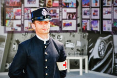 Uniformed historical Stock Photography