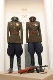 uniformes Photo stock