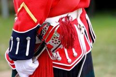 Uniformes anglais photos stock