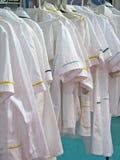 Uniformes médicos imagens de stock