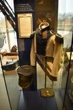 Uniformi militari utilizzate nella battaglia di Lipsia 1813 fotografie stock libere da diritti
