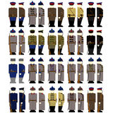 Uniforms employees GPU and NKVD of the USSR Royalty Free Stock Images