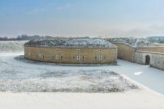Unik befästningbastion Arkivbilder