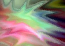 Unik flerfärgad abstrakt bakgrund - textur Arkivfoto