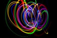 unik ljus målning för bakgrund Arkivfoton