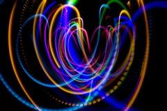 unik ljus målning för bakgrund Royaltyfri Foto