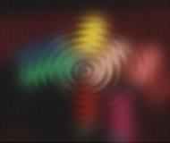 Unik mångfärgad abstrakt bakgrund - textur Arkivbild