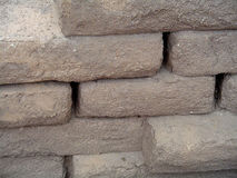 unik vägg för sten Royaltyfri Foto