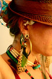 unika smycken Royaltyfria Foton