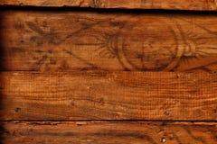 Unikalna antyczna drewniana tekstura, nieociosany drewno zdjęcia stock